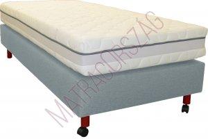 Hotel ágy/ Bonell Boxspring ágytest gurulós lábbal/ Szállodai ágy/ MatracOrszág