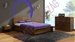 Santos - Bükkfa ágy - tömörfa ágykeret