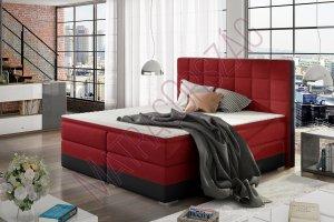 GoldLine - Hotel Box (1) dupla ágyneműtartós Boxspring ágy ...