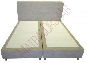 MO/GoldLine/Standard 1 / Boxspring ágy fejvéggel, külön rendelhető matraccal - MatracOrszág