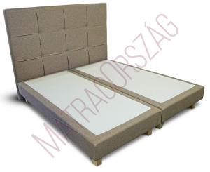 MO/GoldLine/Standard 5 / Boxspring ágy fejvéggel, külön rendelhető matraccal - MatracOrszág