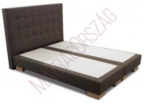 MO/GoldLine/Standard 4 / Boxspring ágy fejvéggel, külön rendelhető matraccal - MatracOrszág