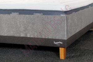 SK/Slumberland / Haliflax Boxspring ágy - Kárpitos Boxspring ágy - MatracOrszág