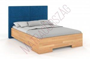 PL/Bükkfa / Tömörfa ágy/ágykeret/franciaágy / Berg Lux / - MatracOrszág