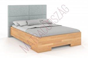 PL/Bükkfa / Tömörfa ágy/ágykeret/franciaágy / Berg Lux / MatracOrszág