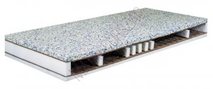 MO/RelaxDream/BonellSolid Luxury 160x200/ bonellrugós matrac - MatracOrszág (R)