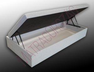 Revor/Superior /Storage box / komplett ágyneműtartós táskarugós boxspring ágy/ MatracOrszág