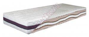 MO/RelaxDream/BioEnergetic 140x200/ biomatrac / latex matrac / kókuszmatrac / ortopéd matrac (R)