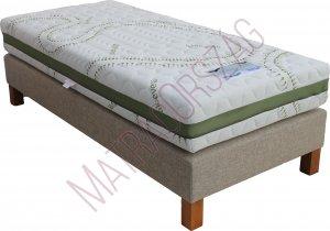 MO/GoldLine/Standard Bonell Boxspring ágy matraccal/ MatracOrszág/