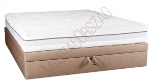 MO/GoldLine/Standard Eco/ ágyneműtartós Boxspring ágy matraccal/ MatracOrszág