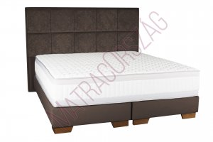 MO/GoldLine /Kingston Luxury / Boxspring ágy fejvéggel + matraccal / MatracOrszág