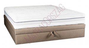 MO/GoldLine/Standard Eco/ ágyneműtartós Boxspring ágy matraccal (K)