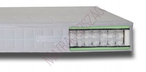 TS26 Deluxe HR hideghab memory táskarugós matrac