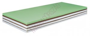 Optimum CombiFlex Ultra eltérő keménységű oldalas hideghab kókusz kemény hideghab matrac (E)