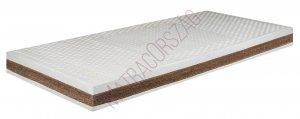 BioUniversal eltérő keménységű oldalas latex kókusz zónás biomatrac (E)