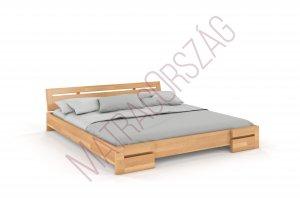 Alaska - Bükkfa ágy - tömörfa ágykeret