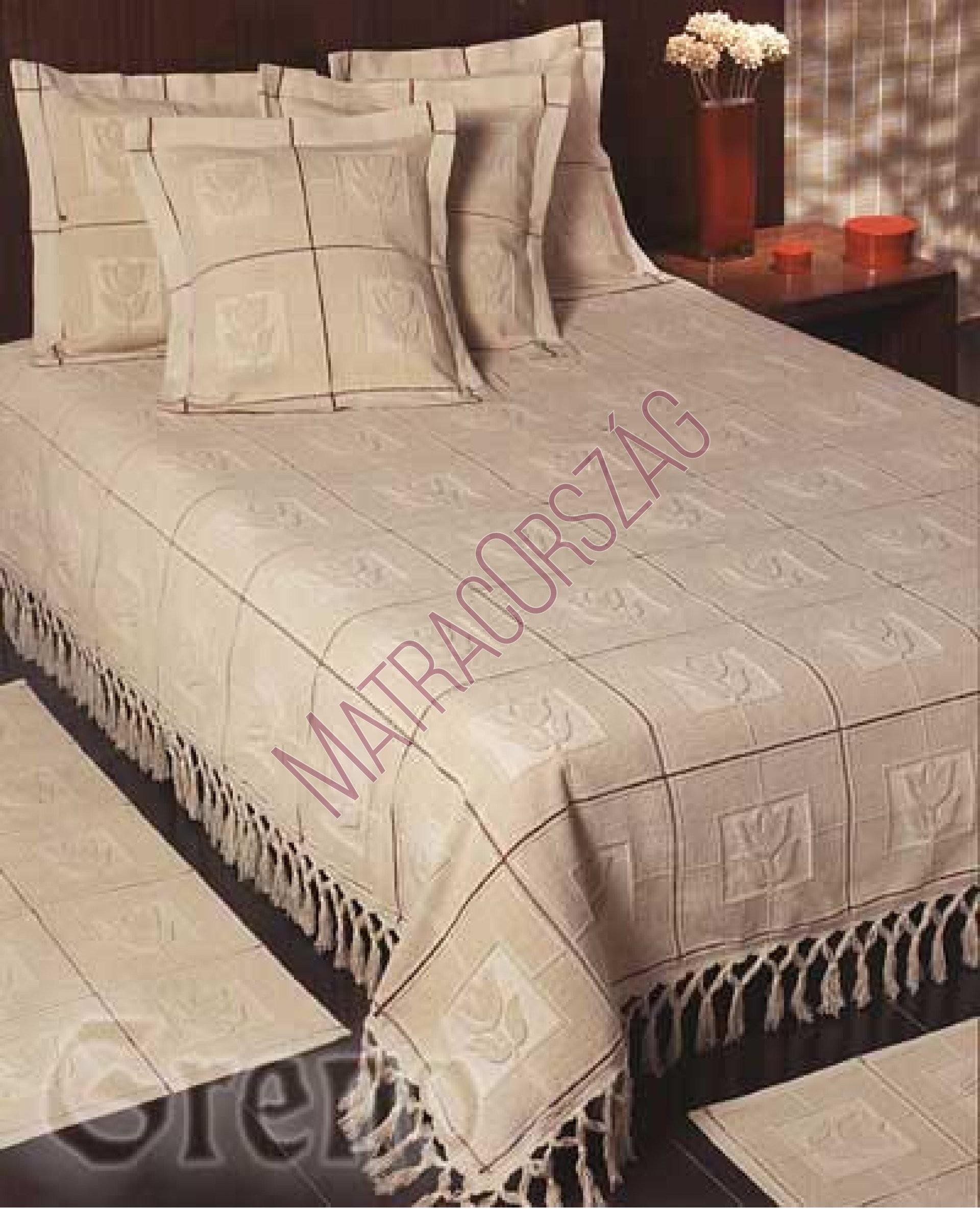 MatracOrszág - Pamut ágytakaró   Tulipa. Matracország webáruház c255947762