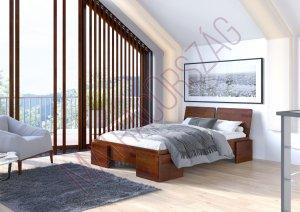 Milano - Bükkfa ágy - tömörfa ágykeret