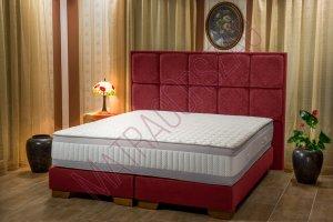MO/GoldLine /Kingston Luxury / Boxspring ágy fejvéggel, külön rendelhető matraccal / MatracOrszág