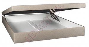 MO/GoldLine/Standard Eco / ágyneműtartós Boxspring ágytest/ merev Boxspring ágy / MatracOrszág